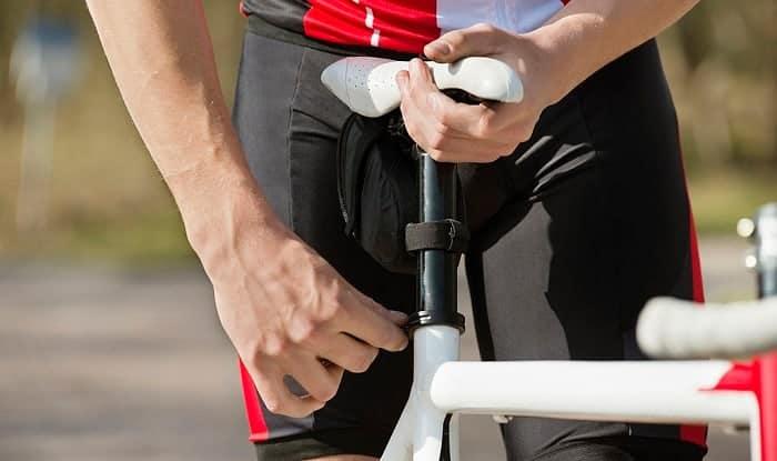 how to make a bike seat more comfortable