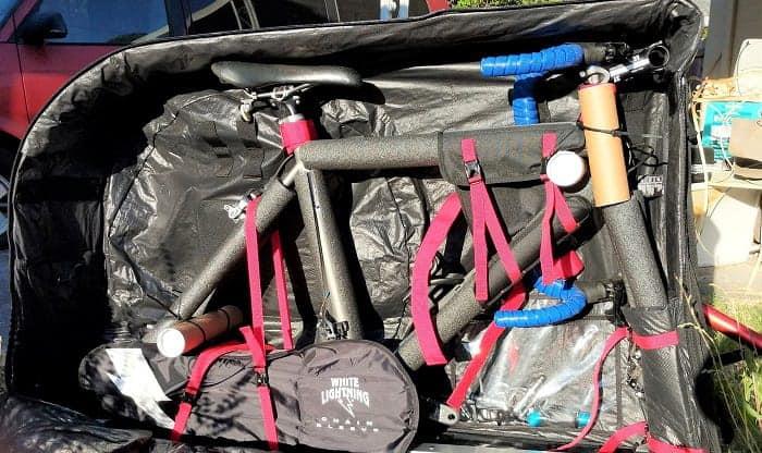 best mountain bike travel case