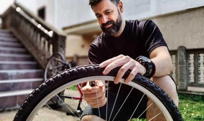 how long do bike tires last