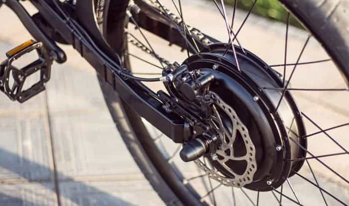 how to put a motor on a bike step by step