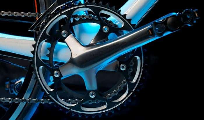 how to remove bike crankwithout puller