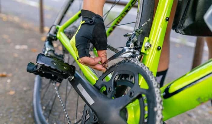 how to fix bike gears that won't shift