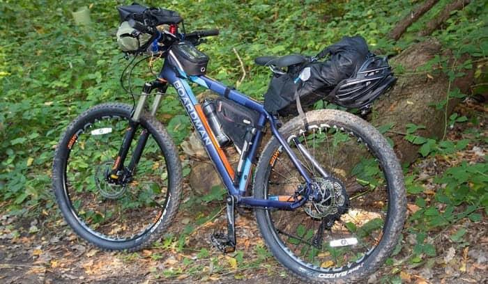 best bike frame bag