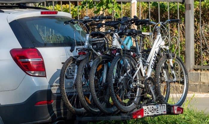 install-bike-rack-on-car