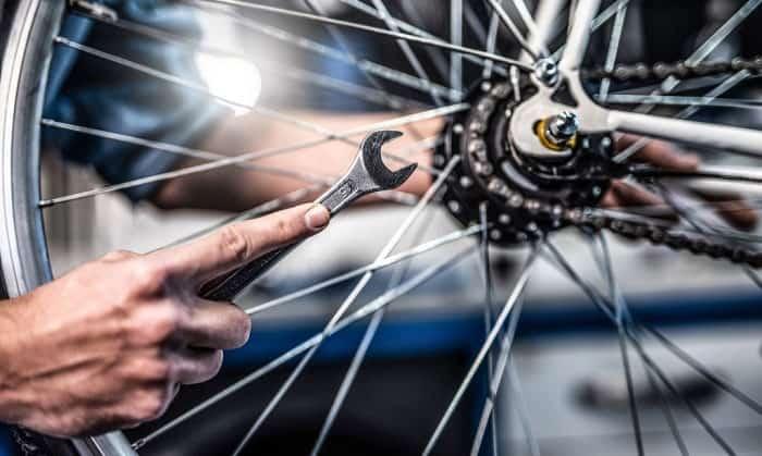 remove-rear-bicycle-wheel
